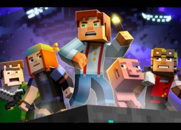 Minecraft Story Mode – Episode 3 –The Last Place You Look Review