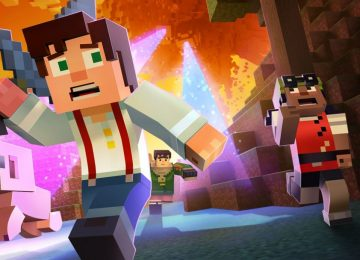 Minecraft Story Mode – Episode 4 – Review