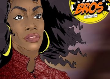 PODCAST: Introducing Misty Knight (ft. Simone Missick)