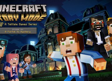 Review – Minecraft:Story Mode – Episode 6 – A Portal to Mystery