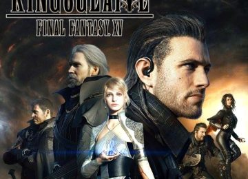 Kingsglaive Final Fantasy XV Review
