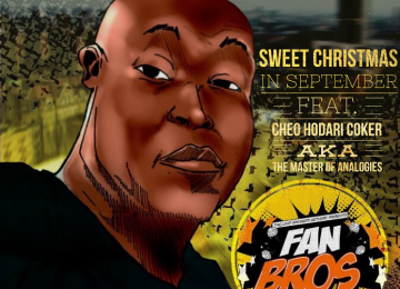 Sweet Christmas In September Feat Cheo Hodari Coker