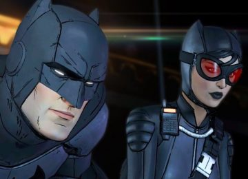 Batman The Telltale Series Episode 2 Children of Arkham