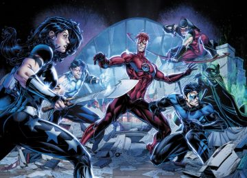 DC Rebirth (REVIEW)