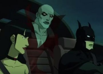 """JUSTICE LEAGUE DARK"" Review (ft. Thomas Trang)"