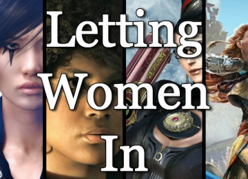 Women in Gaming: Just Let Them In