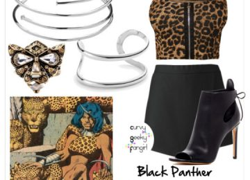 FANDOM FASHION: Waiting on Wakanda (BLACK PANTHER)