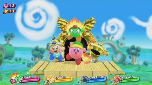 the best attitude 9826a ff136 Kirby Coming To The Switch