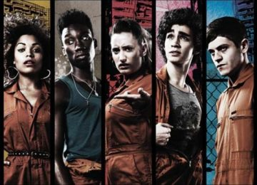 US Remake Of Misfits Better Still Be Misfits