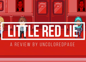 Little Red Lie: A Depressing Yet Sincere Game About Wealth (REVIEW)
