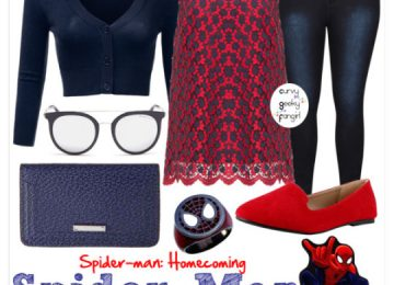 Fandom Fashions: Spider-Man Homecoming