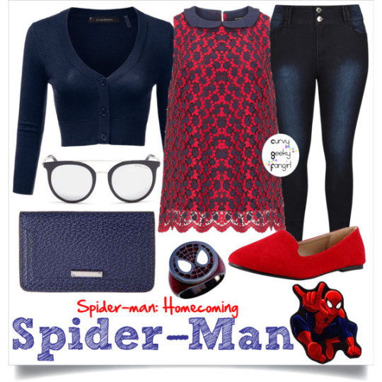fadb4806f Fandom Fashions  Spider-Man Homecoming - For All Nerds .