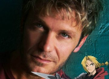 1 on 1 Vic Mignogna of Fullmetal Alchemist (INTERVIEW)