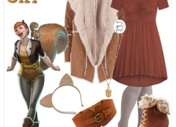 FANDOM FASHIONS: Ya Girl Is A Squirrel – Squirrel Girl