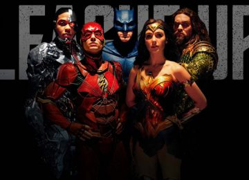 New Justice League Trailer Revealed at NYCC17