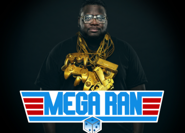 Mega Ran Drops a New Album To Celebrate the Release of Stranger Things Season 2!