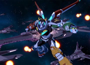 Join the 'Voltron' Coalition: Netflix's Voltron, S4 (REVIEW)