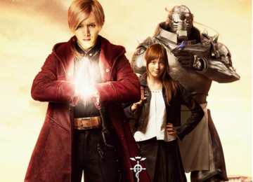 Trisha Would Be Proud – Fullmetal Alchemist Live Action Movie – REVIEW