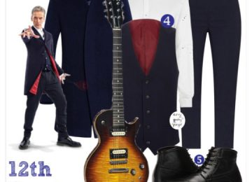 FANDOM FASHIONS: Doctor Who Christmas Special