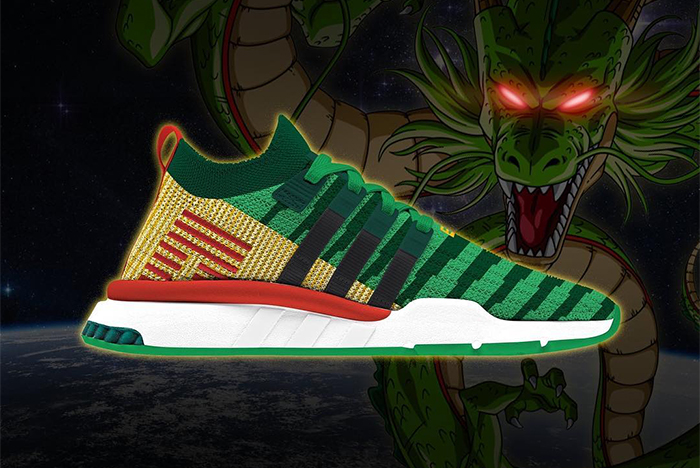 sports shoes afedd 44902 Kick the Dragon! Dragon Ball Z Sneakers From Adidas Coming ...