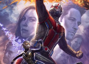First Look at New Trailer for Ant-Man and the Wasp!