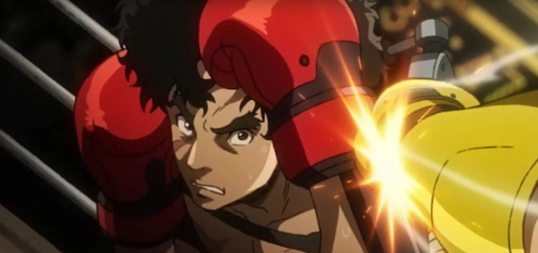 2018 To Be The Year Of Fighting Anime With Megalo Box And Baki