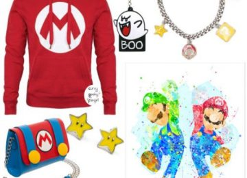 FANDOM FASHION: Retro Gaming Aesthetic