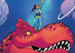 Moon Girl and Devil Dinosaur Animated Series, Coming From Disney and Laurence Fishburne!