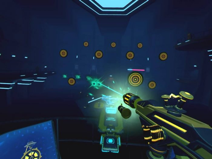 Bullet Hell for a New Age, Blasters of the Universe Takes