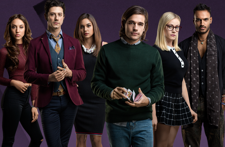 Feel the Magic! SyFy Renews The Magicians For a Fourth