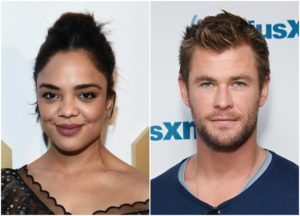 Men in Black Sequel Starring Tessa Thompson and Chris