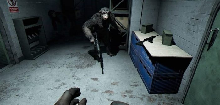 True to its Name, Crisis on the Planet of the Apes VR Could