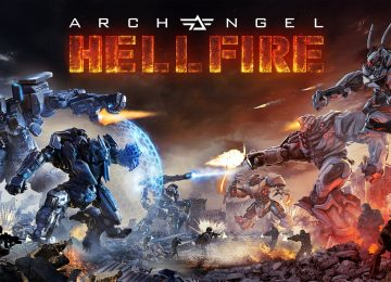 """Archangel: Hellfire"", This Season's Best VR Experience, Is Now In Early Access"