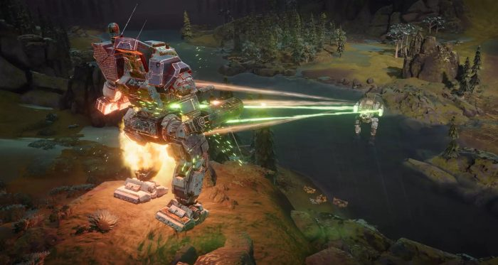 BattleTech REVIEW: A Mech Commander's Slow Paced Dream (GAMING