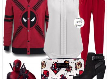 FANDOM FASHIONS: Deadpool 2 Sets