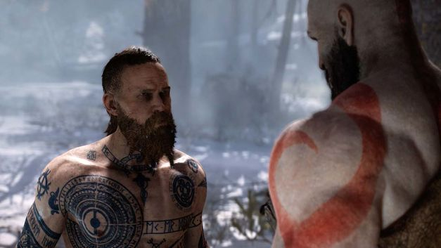 How To Age A Character A God Of War Analysis For All Nerds