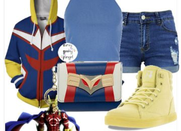 Fandom Fashions:  My Hero Academia