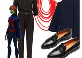 FANDOM FASHIONS: Young Justice