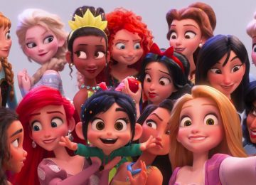 How Ralph Breaks the Internet Flipped The Disney Princesses