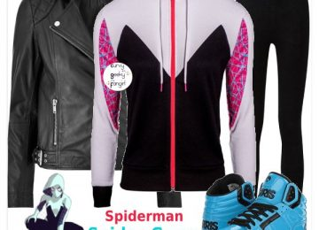 FANDOM FASHIONS: Spider-Man Into The Spider-Verse