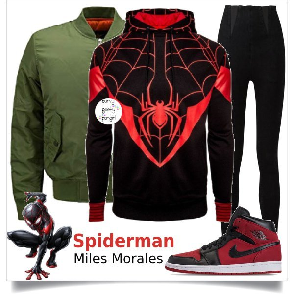 Spiderman: Miles Morales