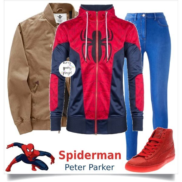 Spider-Man: Peter Parker