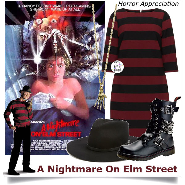 Freddy Fandom Fashion