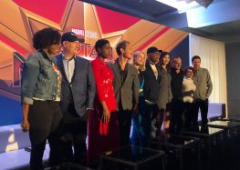 A Glimpse into the Captain Marvel Family: Press Junket Recap