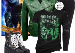 FANDOM FASHIONS: Captain Marvel