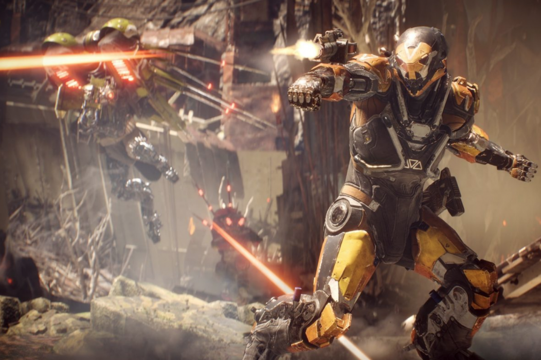 ANTHEM: An Optimistic Look Forward - For All Nerds