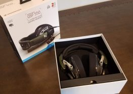Sennheiser GSP 550 PC Gaming Headphones Review
