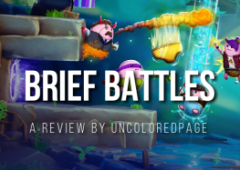 Brief Battles Game Review – Pantsless Fun