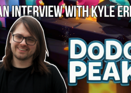Kyle Erf Interview: Dodo Peak Developer Talks Comedy and Creativity in Games