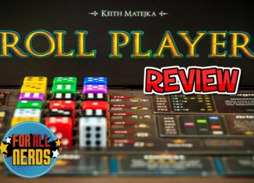 Roll Player – TABLETOP GAME REVIEW